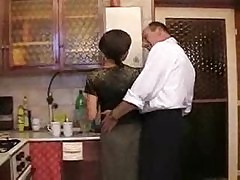 sex movies in kitchen